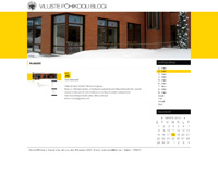 Blog for a Viluste School